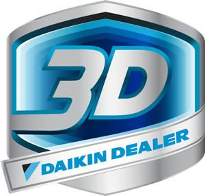 Daikin 3D HVAC contractors